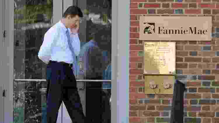 As financiadoras Fannie Mae e Freddie Mac foram resgatadas pelo governo, num sinal de agravamento da crise - The Washington Post - The Washington Post