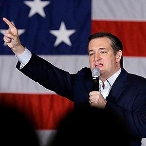 Ted Cruz, senador republicano pelo Estado do Texas, desistiu de disputar a indicação de seu partido para concorrer à Casa Branca