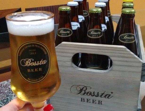 A cervejaria Bossta foi criada pelo empresário Hendrikus Klaas Van Enck, conhecido como Henk, 64, em Novo Hamburgo (RS)