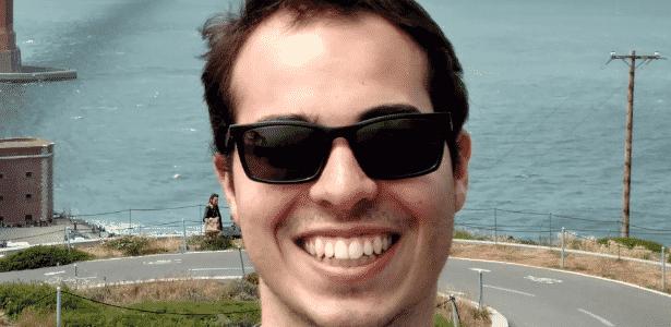 Estudante da Unicamp, Gabriel Militão conseguiu estágio na Nasa - Arquivo Pessoal - Arquivo Pessoal