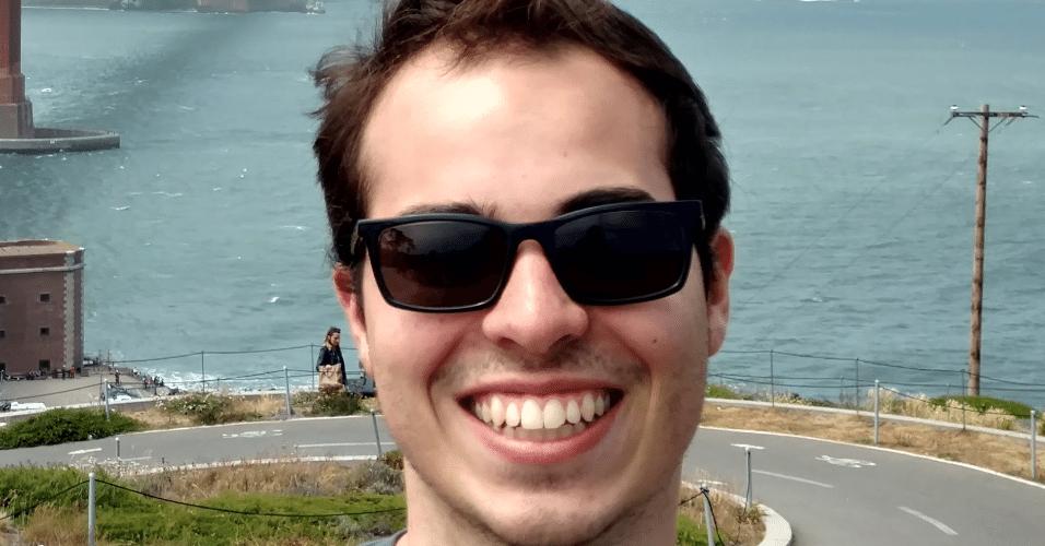 Estudante da Unicamp, Gabriel Militão conseguiu estágio na Nasa