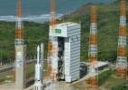 Agência Espacial Brasileira via BBC