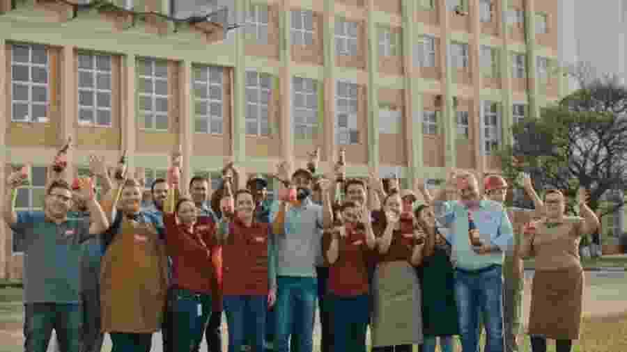 Brahma faz campanha em comemoração aos 130 anos da marca - Divulgação