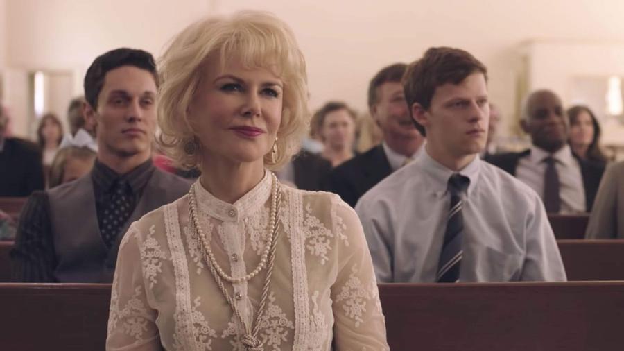 """A atriz australiana Nicole Kidman em cena de """"Boy Erased - Uma verdade anulada"""" - Reprodução"""