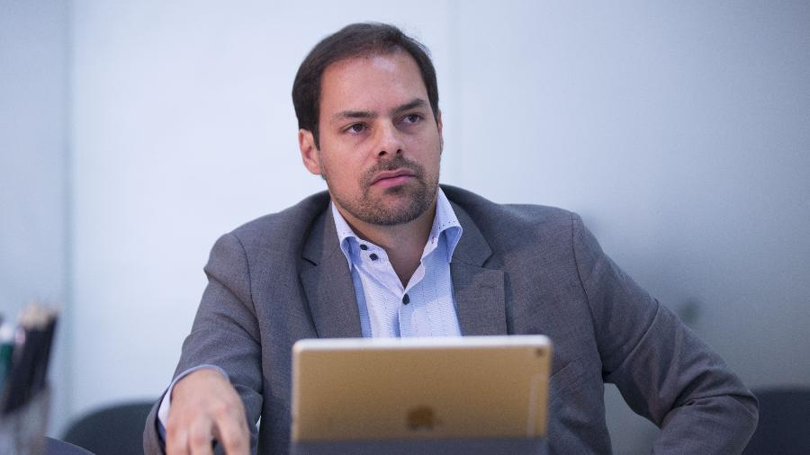 Segundo Paulo Uebel, o governo continua debatendo internamente mudanças na forma de contratação dos servidores públicos - Danilo Verpa/Folhapress