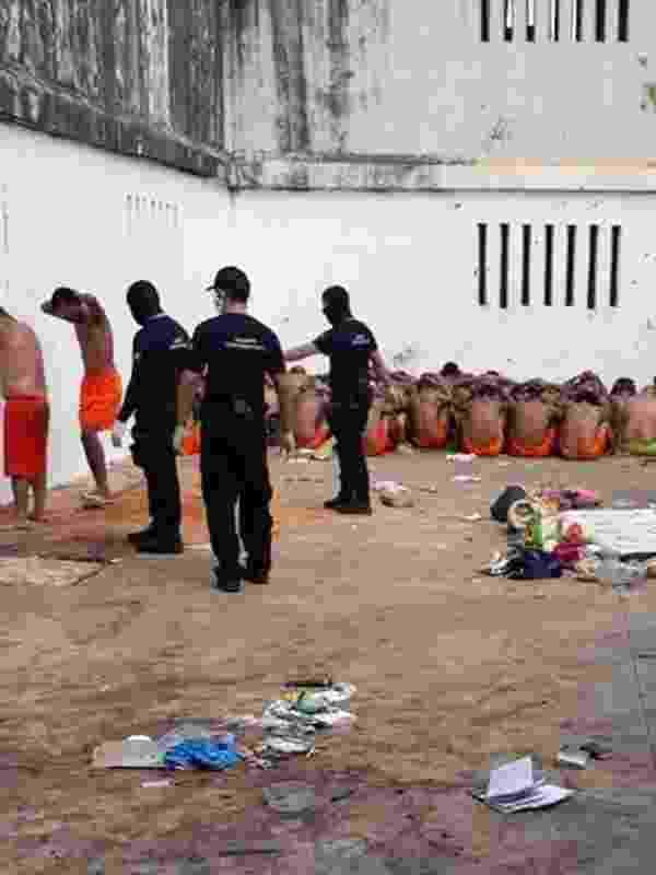 Divulgação/Conselho Penitenciário do Ceará