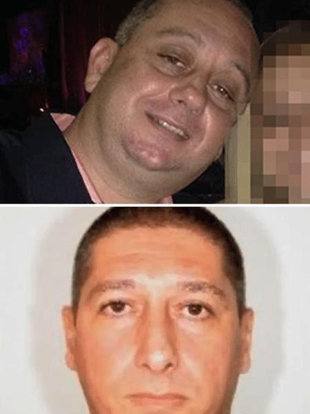 Ronnie Lessa e Elcio Queiroz, suspeitos de terem assassinado a vereadora Marielle Franco - Arte/UOL