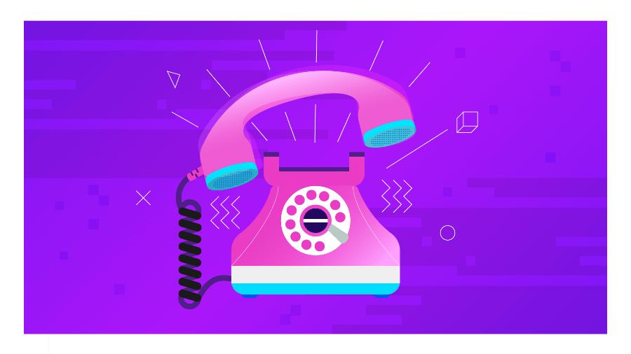Uma vez o mais cobiçado serviço público, o telefone fixo agora deixará de ser prioridade nas telecomunicações - Estúdio Rebimboca/UOL