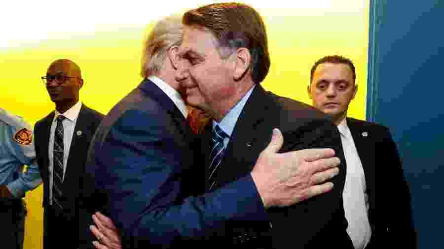 24.set.2019 - Bolsonaro e Trump - Alan Santos/PR