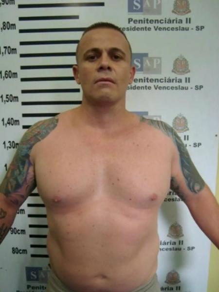 Rogério Jeremias de Simone, o Gegê do Mangue, assassinado em fevereiro de 2018 - Reprodução