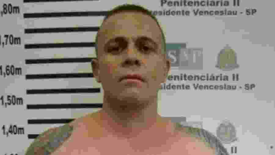 Rogério Jeremias de Simone, o Gegê do Mangue, assassinado a mando de Marcola em fevereiro de 2018 - Reprodução