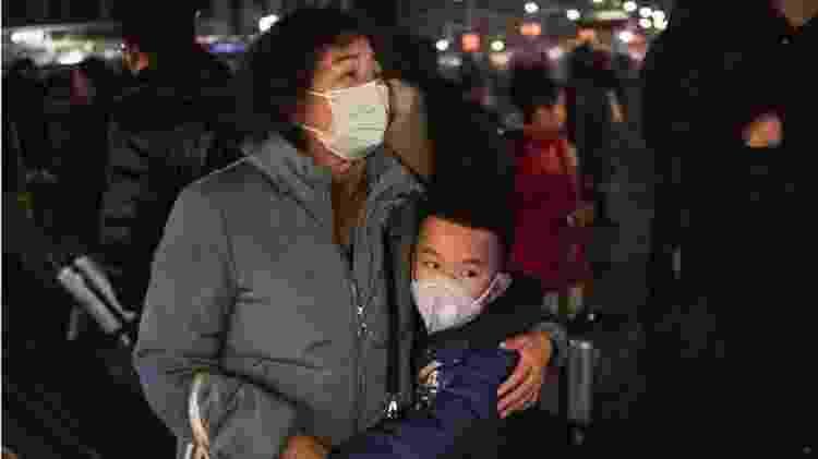 Quase 6 mil casos do novo coronavírus foram confirmados em todo o mundo - Getty Images - Getty Images