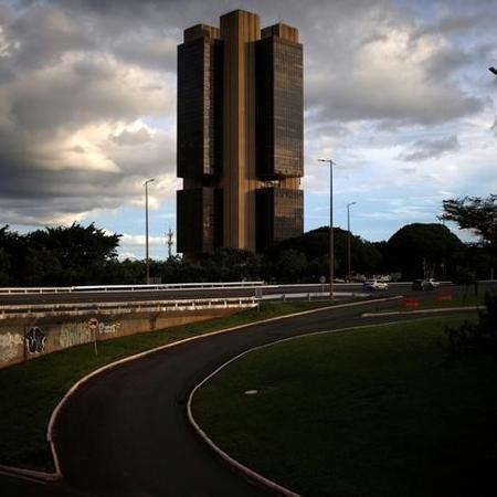 Prédio do Banco Central em Brasília -