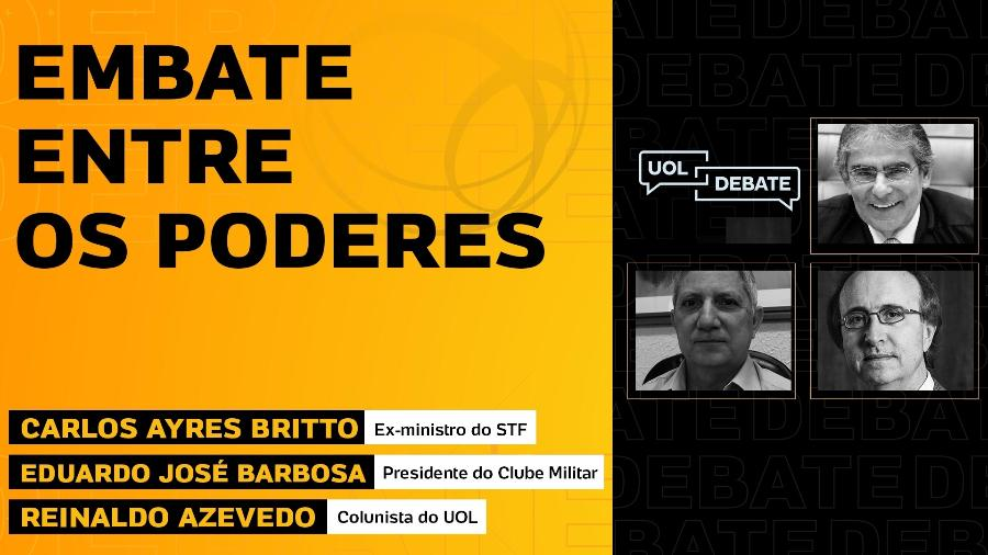 UOL Debate (19/06/20) - Arte/UOL