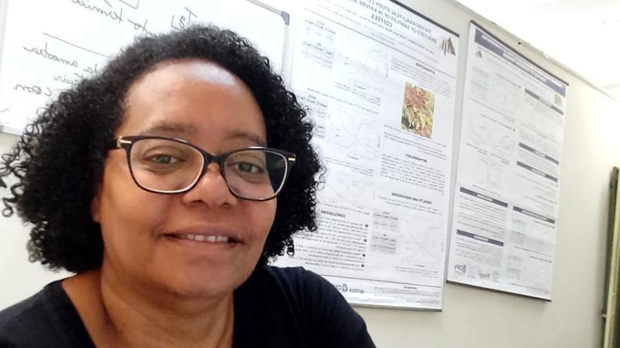 Zélia Ludwig, professora do departamento de Física do Centro de Ciências Exatas da UFJF - Arquivo Pessoal/Divulgação