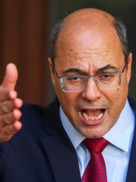 Governador foi afastado e denunciado por corrupção e lavagem - PILAR OLIVARES