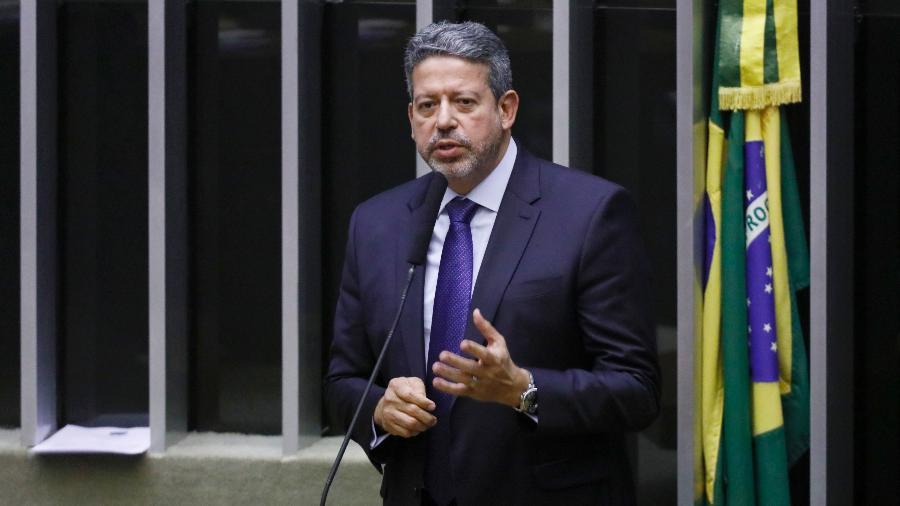 O deputado federal Arthur Lira (Progressistas-AL), candidato ao comando da Câmara dos Deputados com apoio do presidente Jair Bolsonaro - Luís Macedo/Câmara dos Deputados