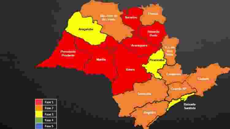 Plano SP - 26/fev - Divulgação/Governo de São Paulo - Divulgação/Governo de São Paulo