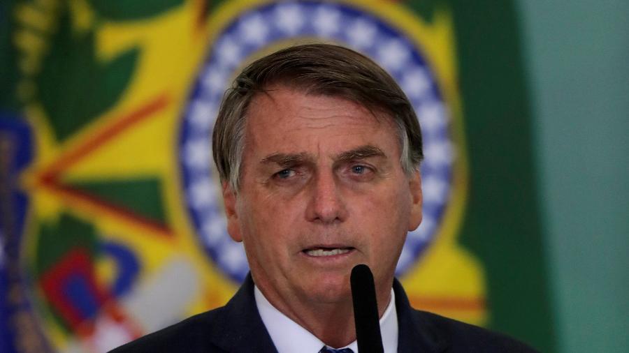 """""""Entendo que a livre circulação de cidadãos armados (...) atenta contra os valores da segurança pública"""", defende ministra - Ueslei Marcelino/Reuters"""