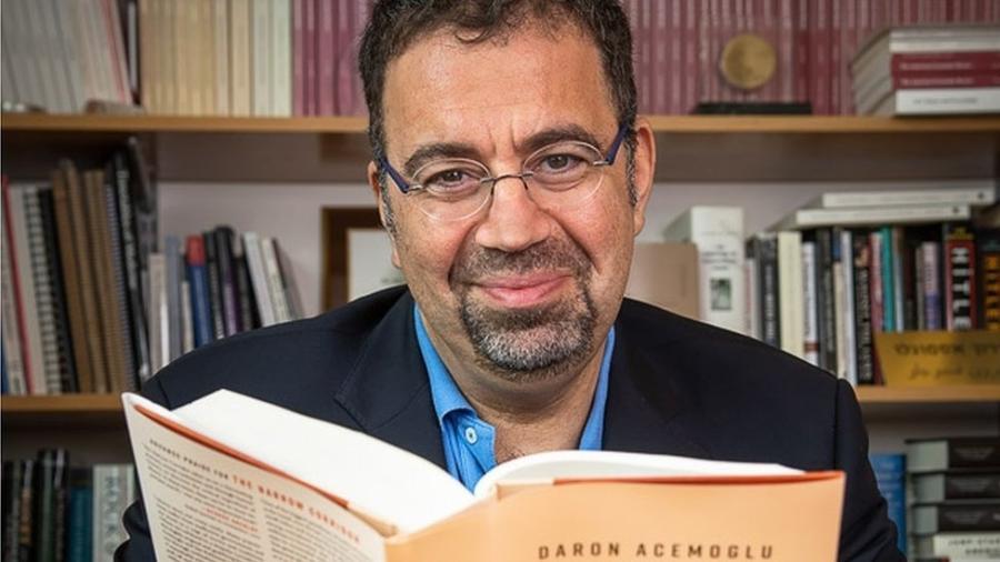 Daron Acemoglu estuda a desigualdade em países da América Latina - L. Barry Hetherington