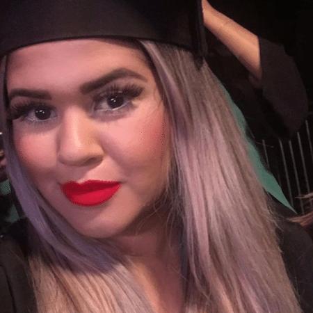 Camila Alves da Silva Miranda, uma das 4 mulheres condenadas pelo crime de associação a organização criminosa - Reprodução/