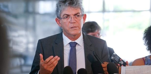 Ricardo Coutinho, ex-governador da Paraíba - Pedro Ladeira/Folhapress