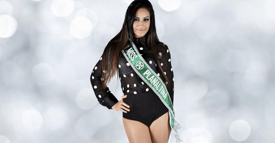 Planaltina - Samara Dourado, 18 anos