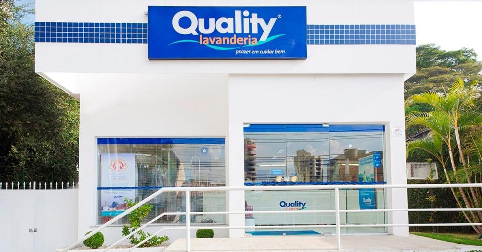 Franquia Quality Lavanderia
