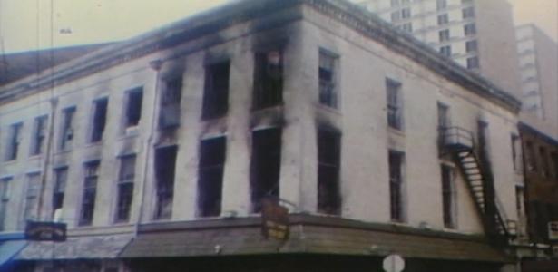 Incêndio criminoso em um bar de Nova Orleans deixou 32 mortos em 1973