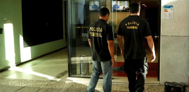 No dia 6, a PF prendeu dez pessoas acusadas de desviar recursos da obra da Usina Nuclear Angra 3