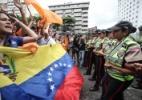 Crise política na Venezuela: Entenda a onda de protestos no país - Boris Vergara/Xinhua