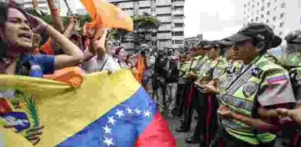 fe36c46270 Crise na Venezuela preocupa Argentina antes de jogo das ...