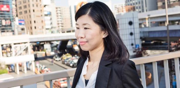 Miyuki Inoue é casada, mas continua a usar seu sobrenome de solteira no seu trabalho