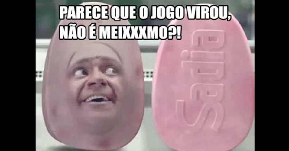 Memes da carne: Luiz Augusto