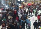 Greve une centrais sindicais rivais e afeta transportes e serviços no RS - Flavio Ilha - 28.abr.2017/UOL
