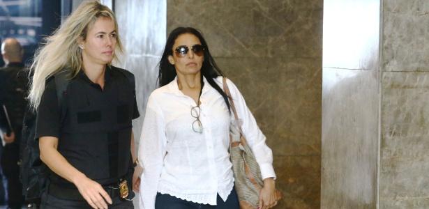 Irmã de Fernandinho Beira-Mar é presa em operação da PF