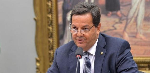 29.out.2014 - O deputado Sergio Zveiter (PMDB-RJ)