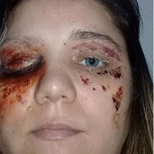Kamilla Resende Nunes, 30, foi presa nesta sexta-feira (28) em São Gotardo (MG)