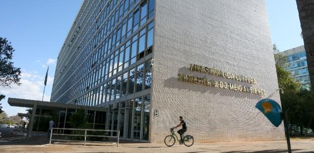 Sede do Ministério da Cultura, em Brasília