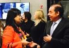 Homem é minoria no evento que reúne as maiores lideranças políticas femininas do mundo - Katrin Bennhold/The New York Times
