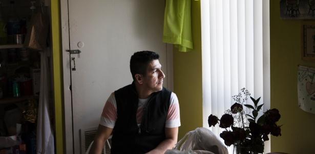 O salvadorenho Noe Duarte, imigrou para os EUA em 2000 fugindo da violência e da pobreza em sua cidade natal e recebeu status temporário de proteção no ano seguinte