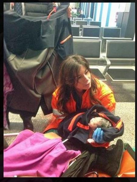 Caso aconteceu no Aeroporto de Fiumicino - Ansa