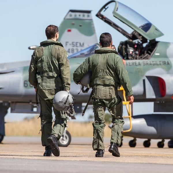 d7f2ce702 Sargento Paulo Rezende/Agência Força Aérea