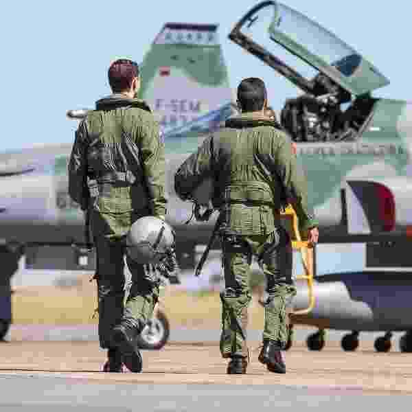 Sargento Paulo Rezende/Agência Força Aérea