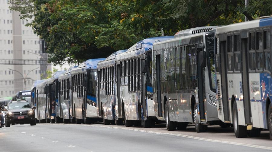Desembargador teria recebido propina de empresas de ônibus - Mister Shadow/ASI/Estadão Conteúdo