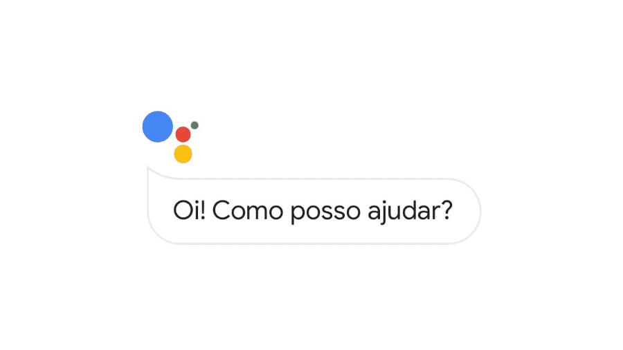 Google Assistente - Reprodução