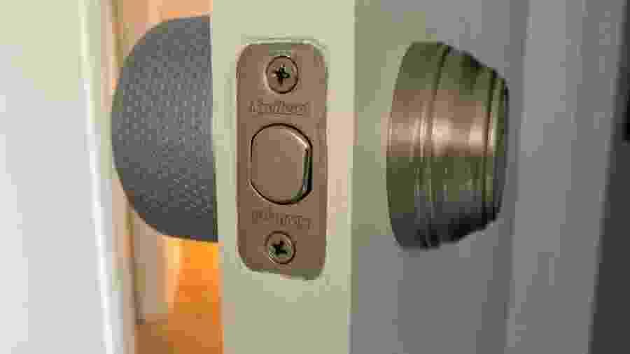 Fechadura inteligente August faz o celular virar sua chave - Acervo pessoal