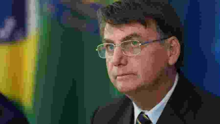 O presidente Jair Bolsonaro (sem partido) - Marcos Corrêa/PR