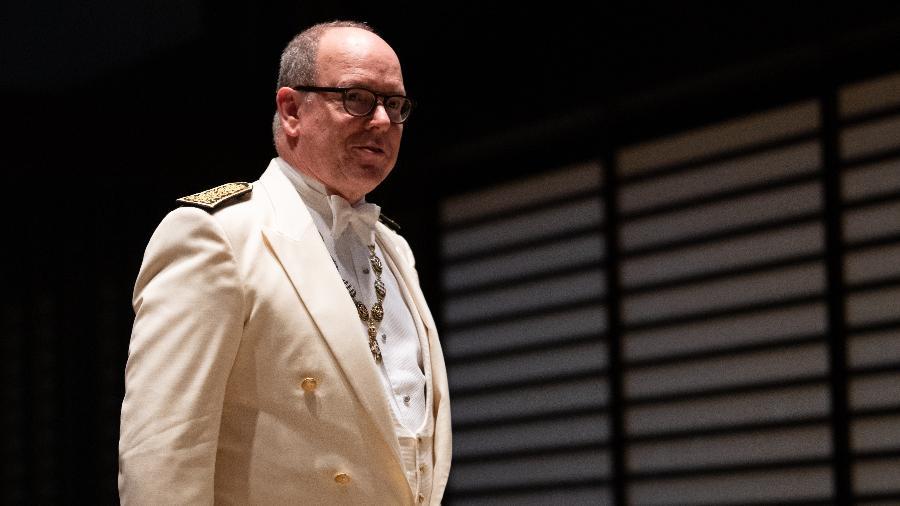 Príncipe Albert II, de Mônaco - SIPA/PIERRE EMMANUEL DELETREE/POOL/Anadolu Agency via Getty Images