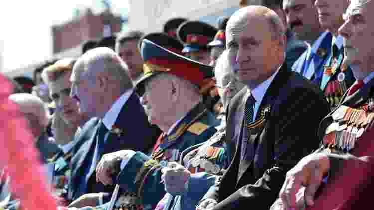 Vladimir Putin - Alexey Nikolsky/Sputnik/AFP - Alexey Nikolsky/Sputnik/AFP